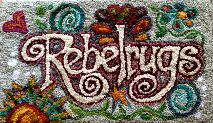 Rug Hooked Creations